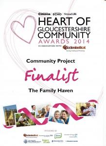 Heart Finalist Award